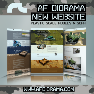 AF Diorama New Website