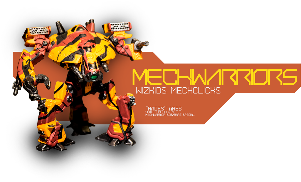 Mechwarrior - Mechforces