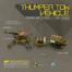 Classic Battetech - Star League - Thumper Tow Vehicle - MechForces